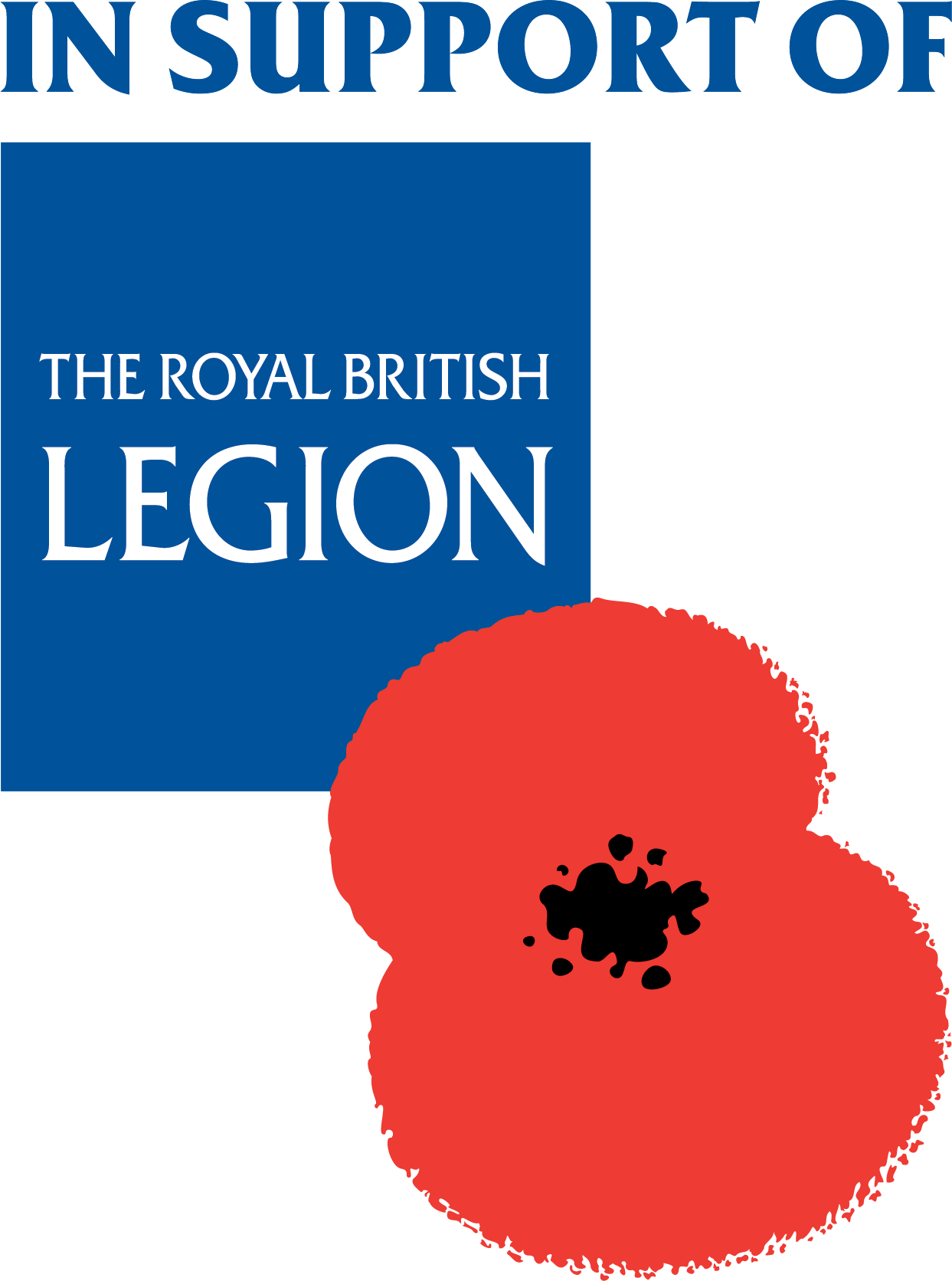 find out more about the The Royal British Legion