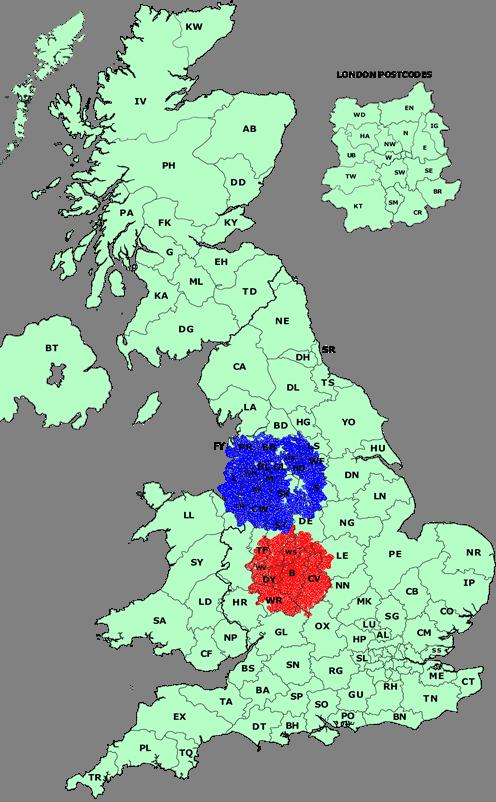 ME Geo Map